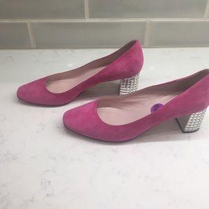 Kate Spade Danika Too mid heel pump